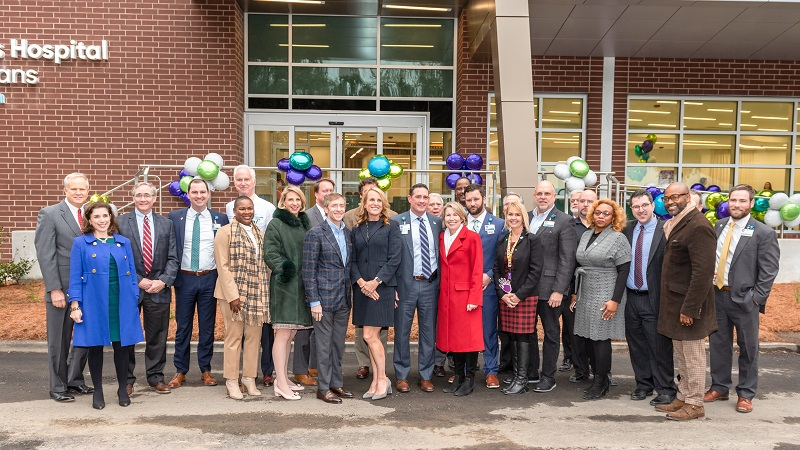Children S Hospital Celebrates The Opening Of Its New Behavioral Health Center