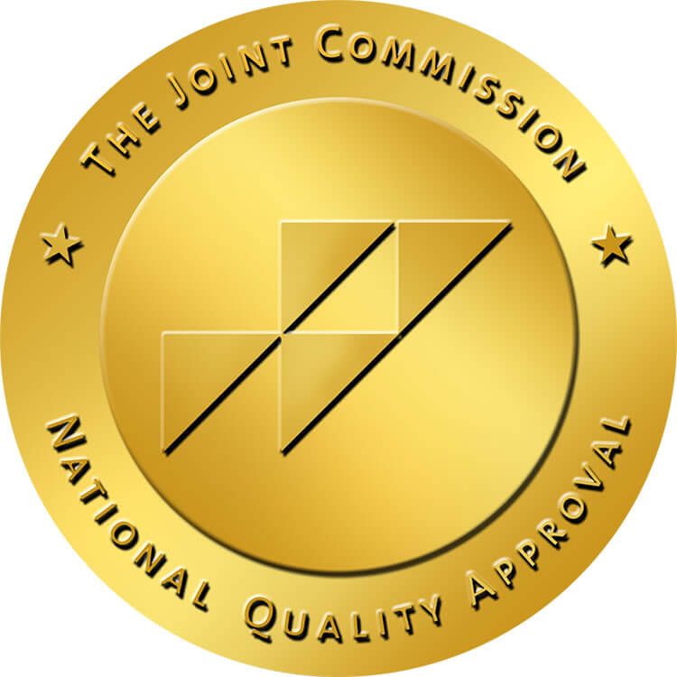 The Joint Commission Accreditation Logo