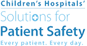 The Children's Hospitals' Solutions for Patient Safety National Children's Network logo