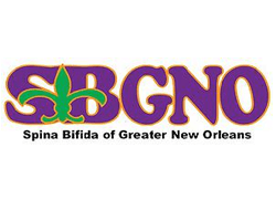Spina Bifida of Greater New Orleans logo