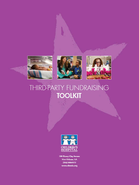 Third-Party Fundraising Toolkit cover