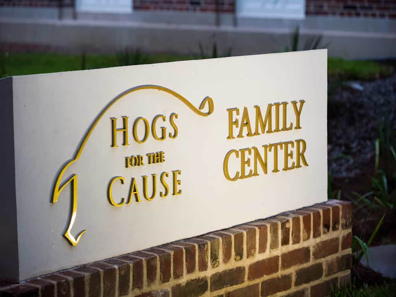 Hogs for the Cause Family Center